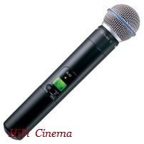 AKG HT470С5 - Ручной конденсаторный микрофон с передатчиком