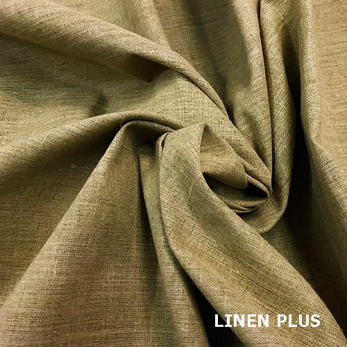 Серая льняная ткань для живописи, цвет 330
