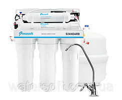 Система обратного осмоса Ecosoft Standard 5-50 с помпой
