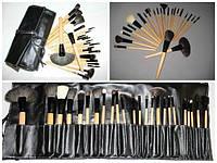 Набор кистей для макияжа 24 с маркировкой, фото 1