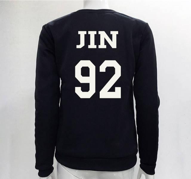 Світшот Jin / BTS