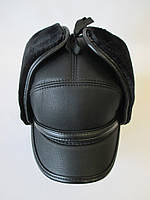 Зимние шапки для мужчин на меху.