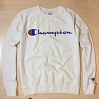 Champion свитшот • Женский и мужской • Бирки и Живые фотки