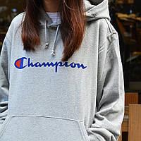 Champion толстовка женская • Бирки ориг. • Топовая худи