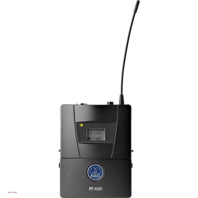 AKG PT4500 - Поясной передатчик для радио систем серии WMS4500