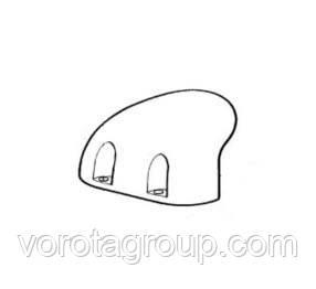 Крышка корпуса WG4000 (BPMWR02.45401)