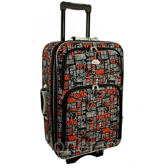 Чемодан дорожный сумка 773 (небольшой) kolor 10