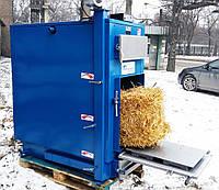 Твердотопливный котел Wichlacz (Вихлач) для работы на соломе и дровах больших размеров 38 кВт