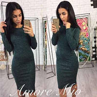 Платье футляр ангора софт 42 44 46 48 50 р