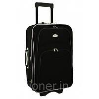 Чемодан дорожный сумка773 (небольшой) черный