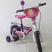 Велосипеды для девочек | Балеринка 12