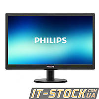 """Монитор 18.5"""" Phillips 193V5L (TN/16:9/VGA) 193V5LSB2/62"""