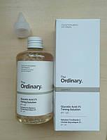 Обновляющий тоник с  гликолиевой кислотой 7% Glycolic Acid 7% Toning Solution, 240ml