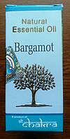 Эфирное масло Бергамот, Essential Oil Bergamot, 10мл