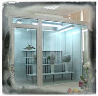 Витрина, холодильник для цветов: расчет, поставка и монтаж