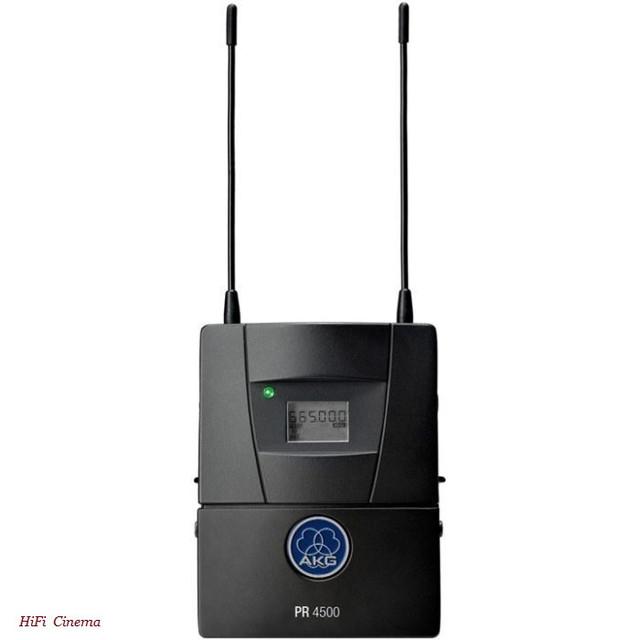 AKG PR4500 - Высококачественный на камерный приемник