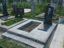 Встановлення  пам'ятників із підзахованням