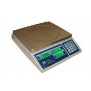 Весы счетные ВТЕ-Центровес-30-Т3С2 до 30 кг; дискретность 1 г, фото 2