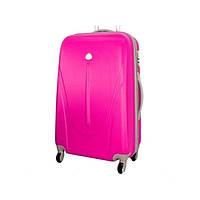 Чемодан дорожный сумка 882 XXL (небольшой) розовый