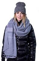 Шарфик женский light-grey 180*70 см.