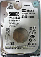 HDD 500GB 5400 SATA3 2.5 Hitachi HTS545050B7E660 неисправный WXD1AA60KKRK, фото 1