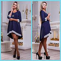 Нарядное платье на Новый год Eks079