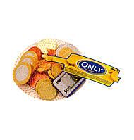 Шоколадные монеты ONLY Banknotes, 100 г.