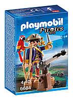 Конструктор Playmobil 6684 Пират-капитан, фото 1