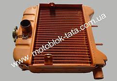 Радиатор DL190-12 (Xingtai 120) (12A.13.011)