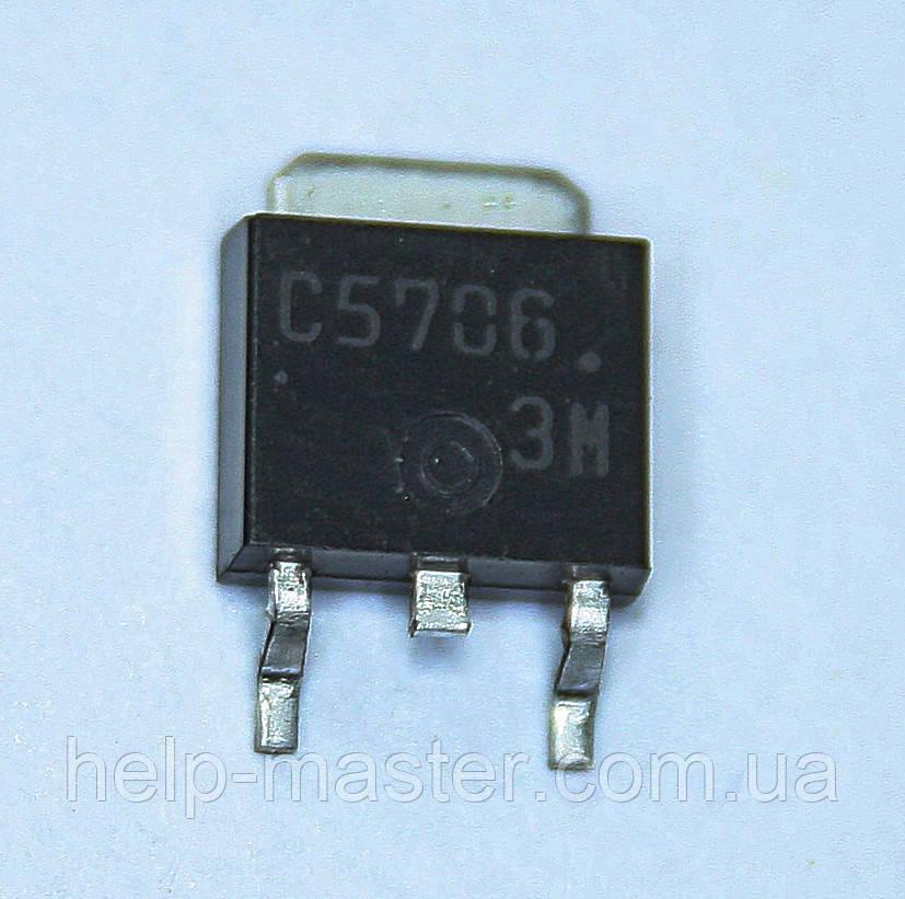 Транзистор 2SC5706 (TO-252)