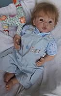 Кукла реборн Миша.Reborn doll.Кукла ручная работа.