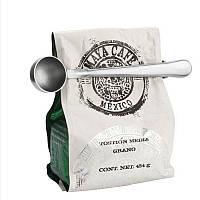 Зажим-ложка для упаковки чая и кофе