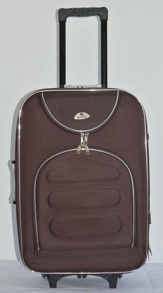 Чемодан дорожный сумка Bonro Lux (небольшой) coffee