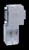 Сетевой коннектор PROFIBUS, зажим винт, 90° отвод