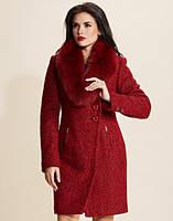 Зимнее пальто классического стиля