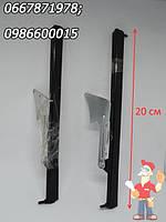 Крепления (завеса) стекла электрической духовки Асель 33-40 л, фото 1