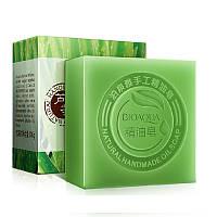 Натуральное мыло с экстрактом алоэ BIOAQUA Aloe Natural Oil Soap