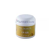 Гель моделирующий All Season UV Gel Pink прозрачный 56 мл