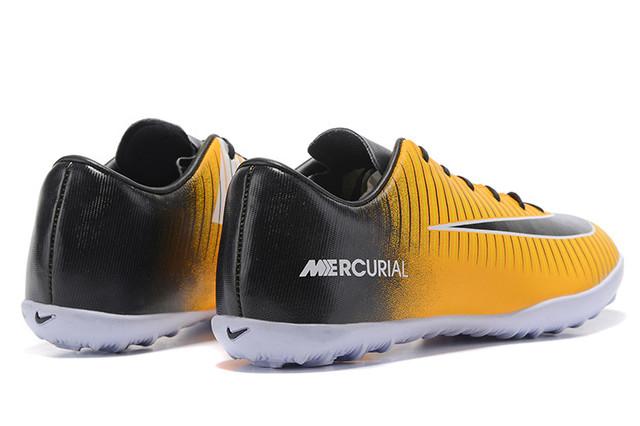 Футбольные сороконожки Nike Mercurial Victory VI TF Laser Orange/Black/White/Volt