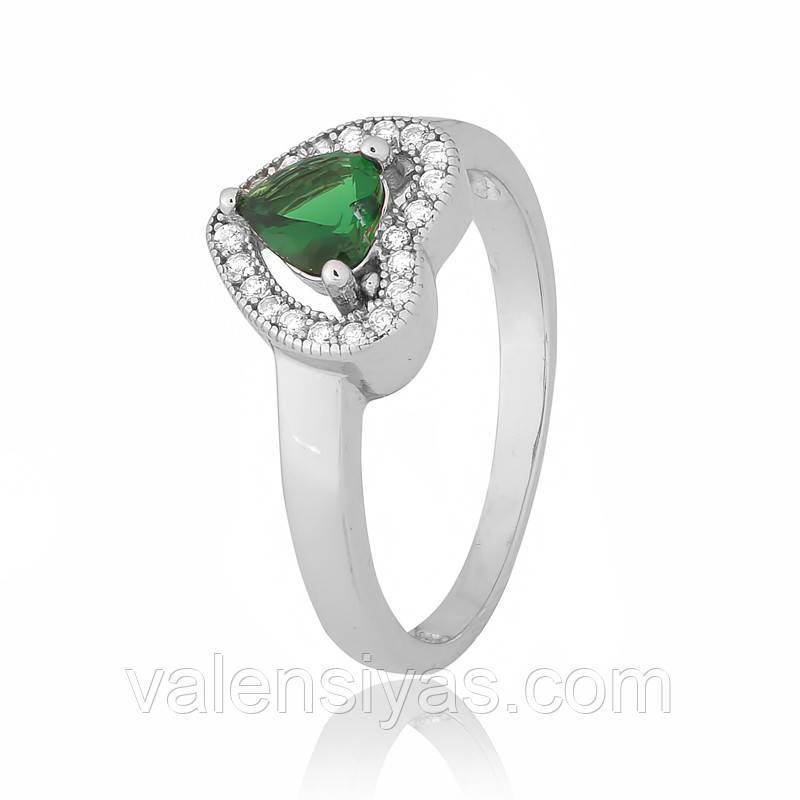 Серебряное кольцо-комплект КК2ФИ/474