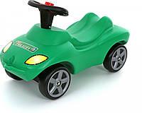 Каталка детская автомобиль Полиция со звуковым сигналом