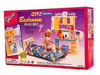 Мебель для кукол Спальня 21014 GLORIA