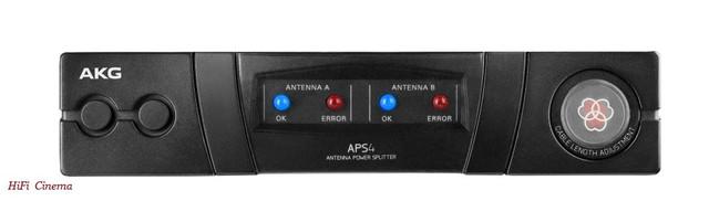 AKG APS4/EU - Антенный сплитер для подключения до 4 приемников серий WMS470, WMS4500, DMS800