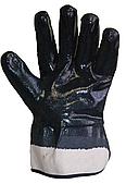 Рабочие перчатки с тройным нитриловым покрытием HUMMER