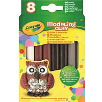 Детский набор пластилина «Сова» 57-0314(57-0314-E-000) Crayola
