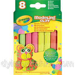 Детский набор пластилина «Тигренок» 57-0313(57-0313-E-000) Crayola