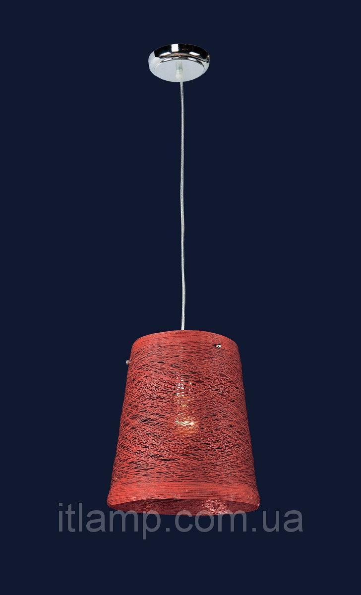 Люстра припотолочная 72080066-1 RED