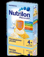 Каша молочная Nutrilon кукурузно-рисовая 225г.