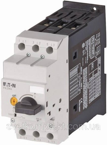 Автомат защиты двигателя PKZM4-16 16А Eaton (222350)