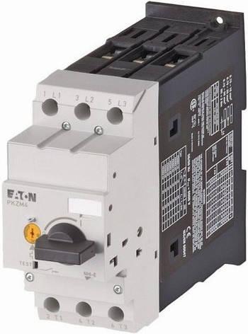 Автомат защиты двигателя PKZM4-16 16А Eaton (222350), фото 2